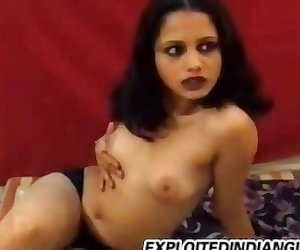 porn This Indian hottie bares herself and.., amateur , pussy  webcam