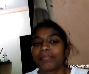 porn Tamil Indian GF Babe Giving Blowjob.., tamil , amateur  blowjob