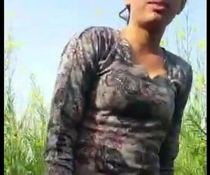 porn desi girl friend in Open feilds khet -.., desi  teen