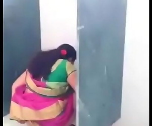 porn Desi teacher in toilet 20 sec, milf , voyeur