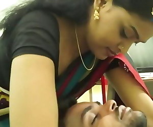 porn INDIAN HOUSEWIFE ROMANCE WITH SOFTWARE.., mom  chubby